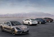 The New Porsche Panamera Will be Launched in 2017 Image