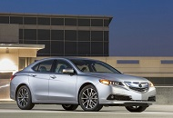 Rent Acura TLX in Dubai Image