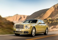 Get Ready to Drive the Bentley Mulsanne Speed in 2017 image
