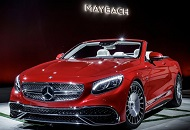 Meet the Mercedes-Maybach Cabriolet with Crystals image