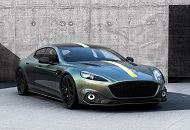 Would You Drive the Astonishing Aston Martin Rapide AMR? image