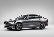 Rent Volvo S90 in Dubai Image