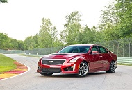 Rent Cadillac CTS in Dubai Image