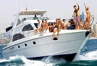 Rent a Yacht in Dubai Image