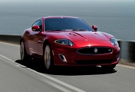 Rent a Jaguar XK in Dubai Image