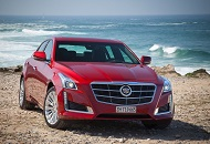 Cadillac CTS, a Luxurious Sedan Image