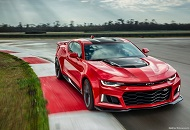 Rent Chevrolet Camaro in Dubai Image