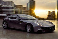 From Zero to 100 km/h in 3.7 Seconds - Ferrari FF Image