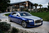 Rent a Rolls Royce in Dubai Image