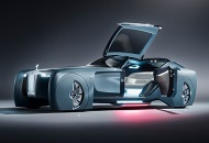 Rolls-Royce 100 Concept, a Car Made With Passion for Luxury image