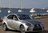 The Fancy and the Aggressive Lexus IS image
