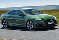 Drive Audi RS5 Coupe for a Quality Ride in Dubai Image