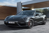 Rent a Porsche Panamera and Go to Palm Jebel Ali Image
