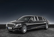 Mercedes-Maybach S 600 Pullman Guard Is the Definition of Luxury image